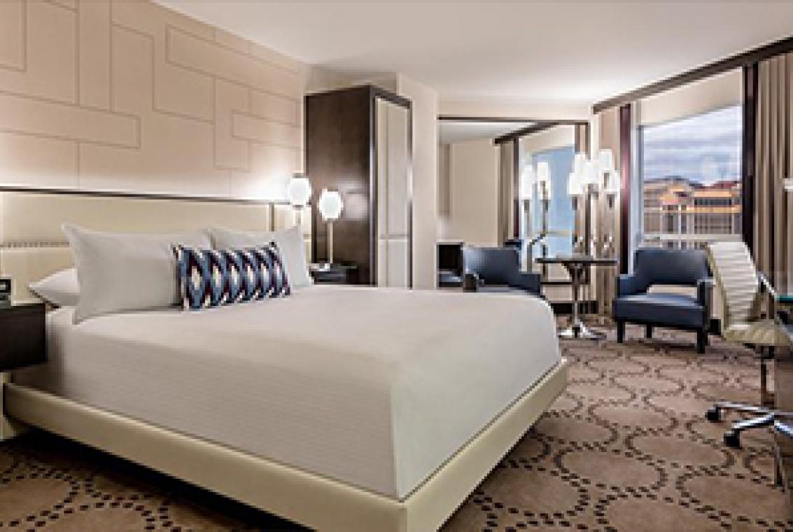 Harrah's Hotel in Las Vegas - host hotel for Inforum 2021