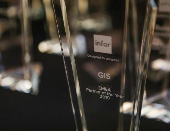 Infor Partner Award winners